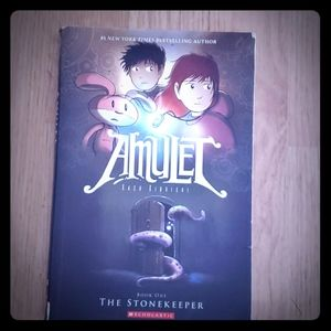 Amulet book one the stone keeper